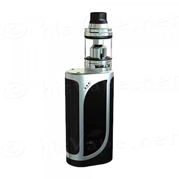 Eleaf iKonn 220 Full Kit mit Ello 4ml Silver/Black