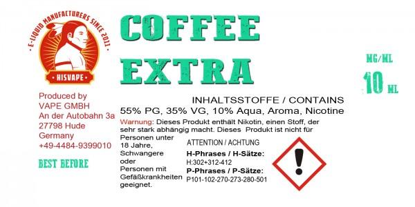 Coffee Extra
