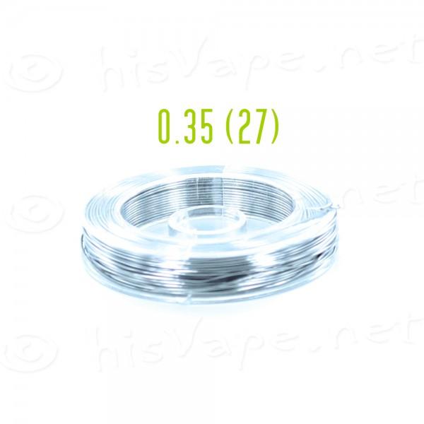 Kanthal Draht 0.35mm 10 Meter #5