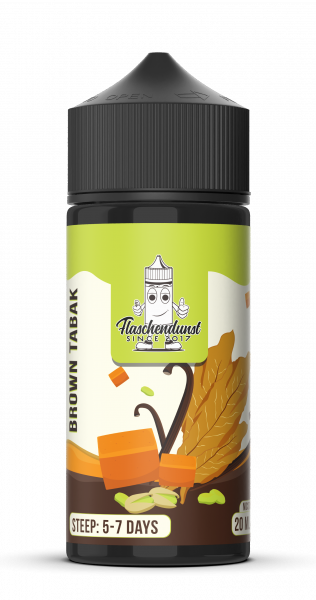 Flaschendunst Brown Tabak Aroma