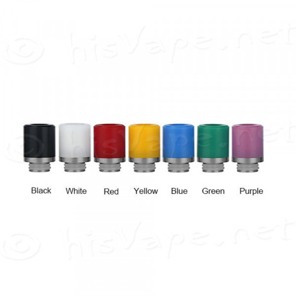 Thermal Insulation Drip Tip Red