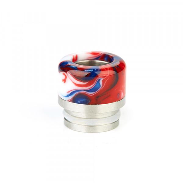 Drip Tip 810 Edelstahl/Resin