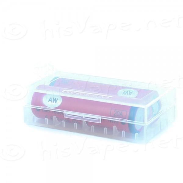 Akku Box 18650