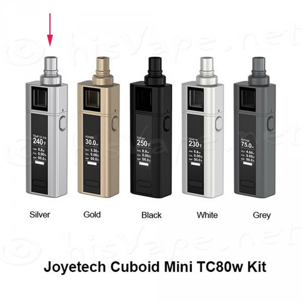 Joyetech Cuboid Mini Full kit silver