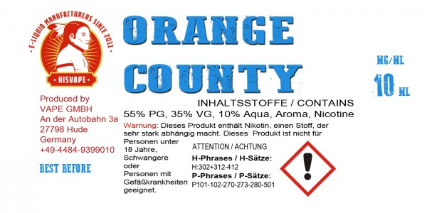 Orange County Smooth