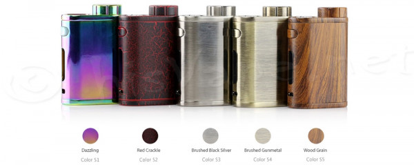 Eleaf iStick Pico TC Mod Brushed Black Silver