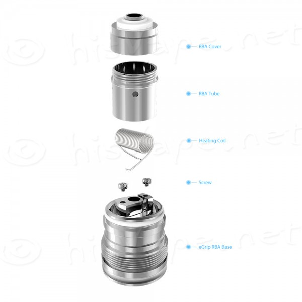 Joyetech eGrip RBA Basis