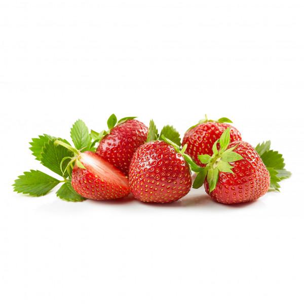Reife Erdbeere Aroma