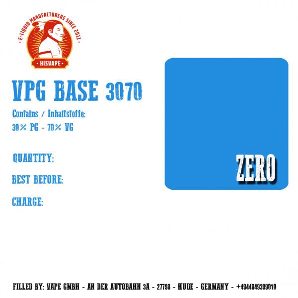 1000ml VPG 70/30 Basis Zero