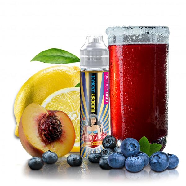 Blueberry Lemonade ohne Cooling