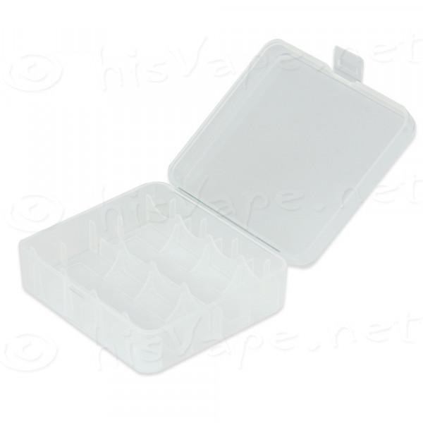 Akku Box 2 x 26650 / 4 x 18650