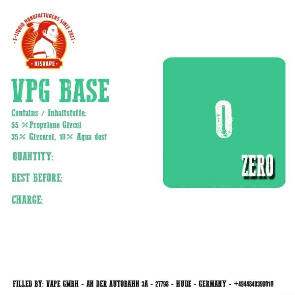 5000ml VPG Basis Zero