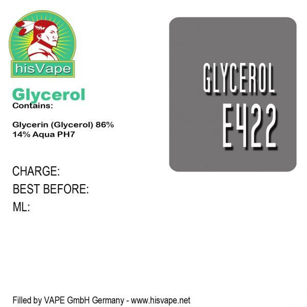 5000 ml Glycerol 86