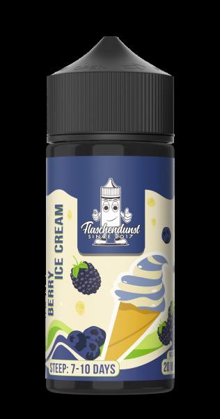 Flaschendunst Berry Ice Cream Aroma