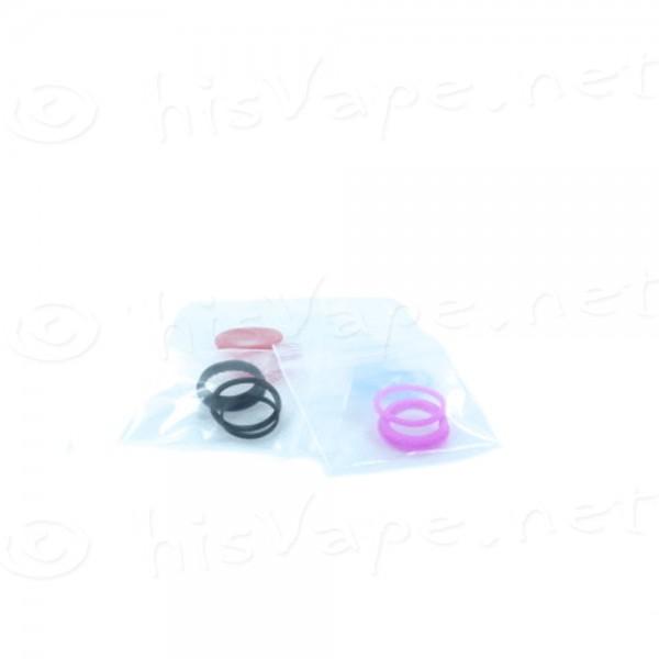 Subtank / Toptank Mini Silkondichtring-Set