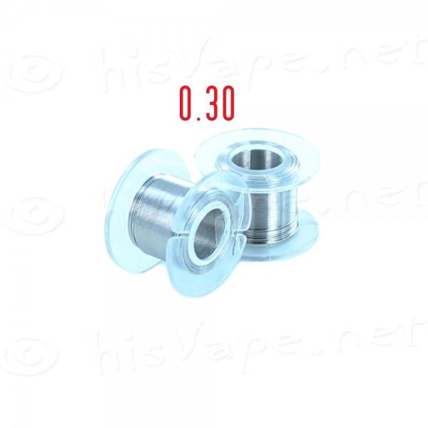 Nickel 200 Draht 0.30mm 10 Meter #4